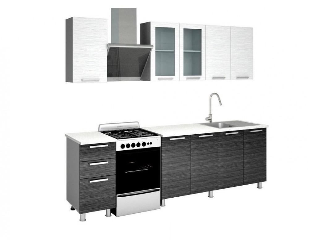 "Кухня ""Титан МДФ"" - 5"