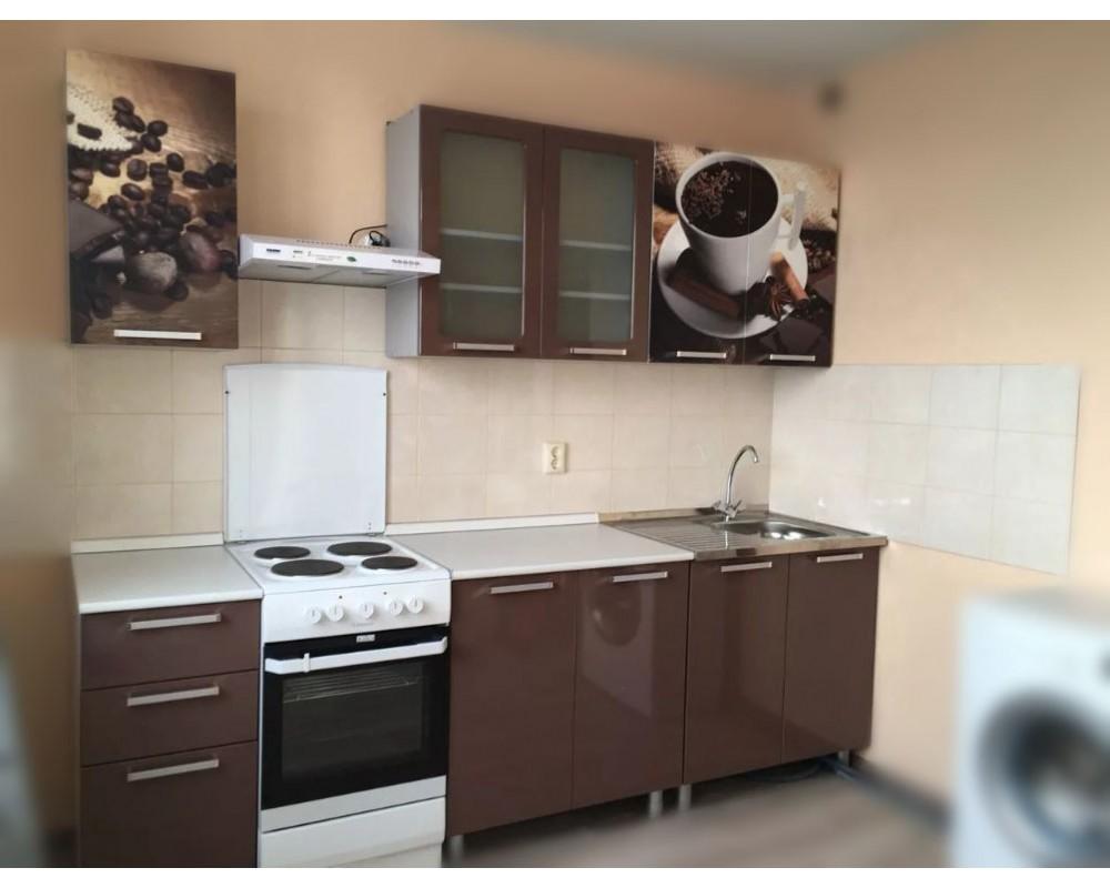 """Кухня """"Люкс Шоколад"""" 2 метра"""