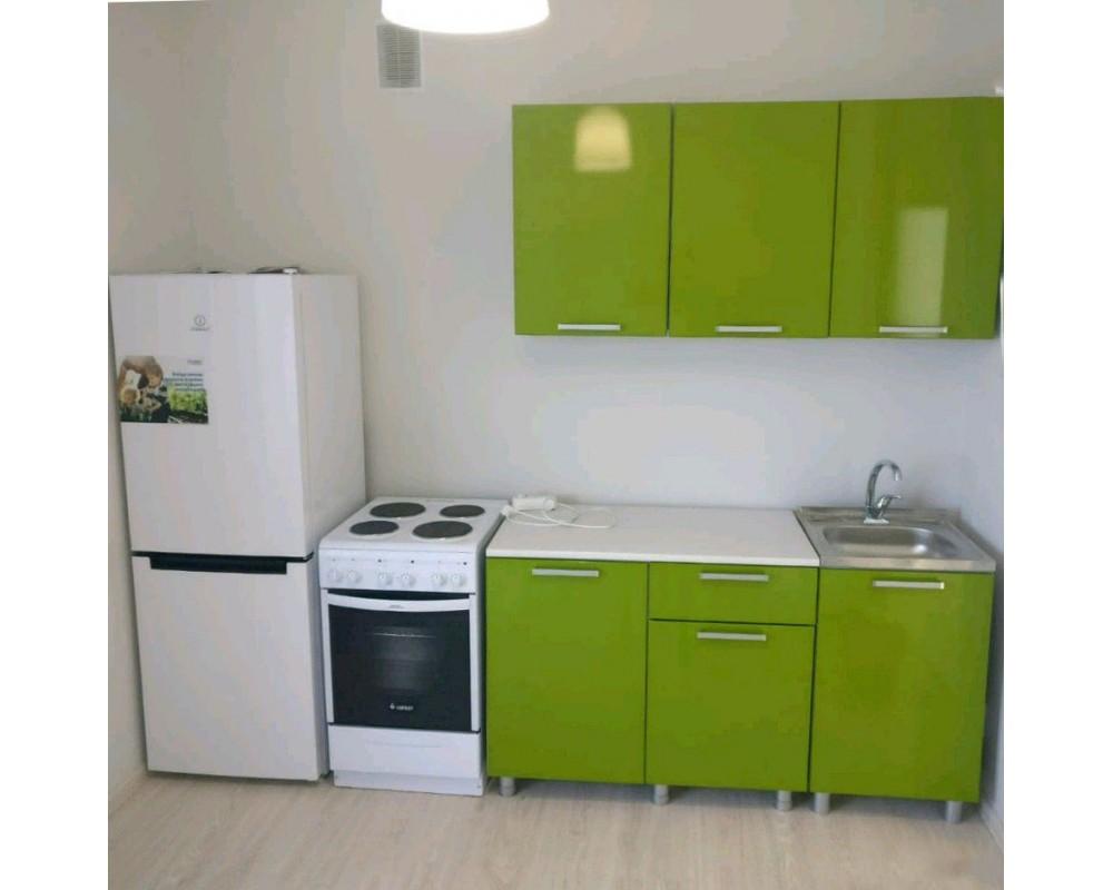 "Кухня ""Блестки Олива"" 1,5 м"