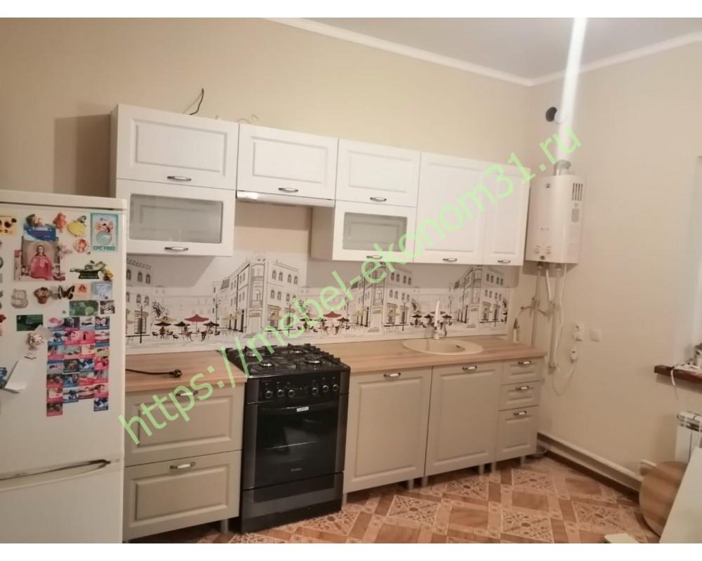 """Кухня """"Альфредо МДФ"""" - 3"""