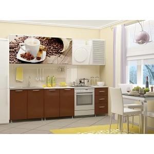 """Кухня """"Кофе"""" 2 м"""