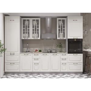 """Кухня """"Гарда"""" Ваниль №8"""