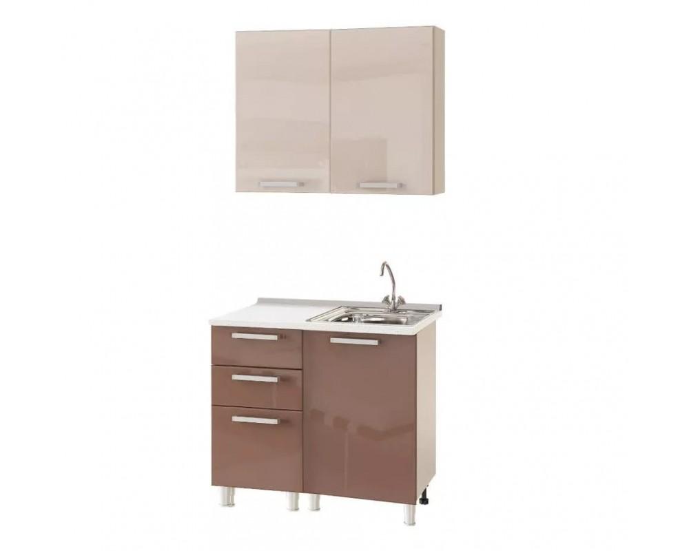 "Кухня ""Арабика МДФ"", 110 см"