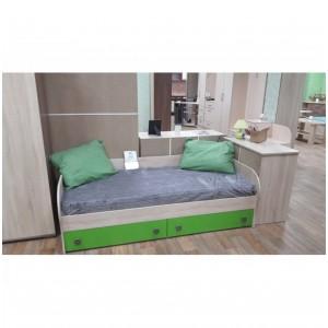 """Детская кровать """"Колибри"""" с ящиками"""