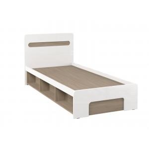 """Кровать 0,9 м с подъемным механизмом """"Палермо Юниор"""""""