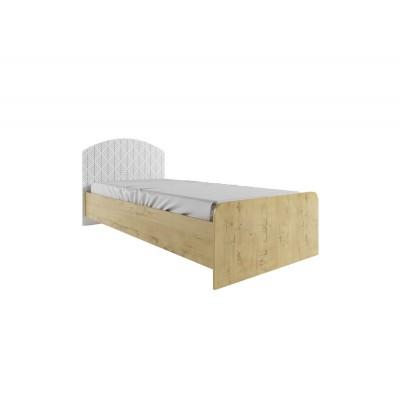 """кровать 900.1 """"Сканди"""" КРД 900.1"""