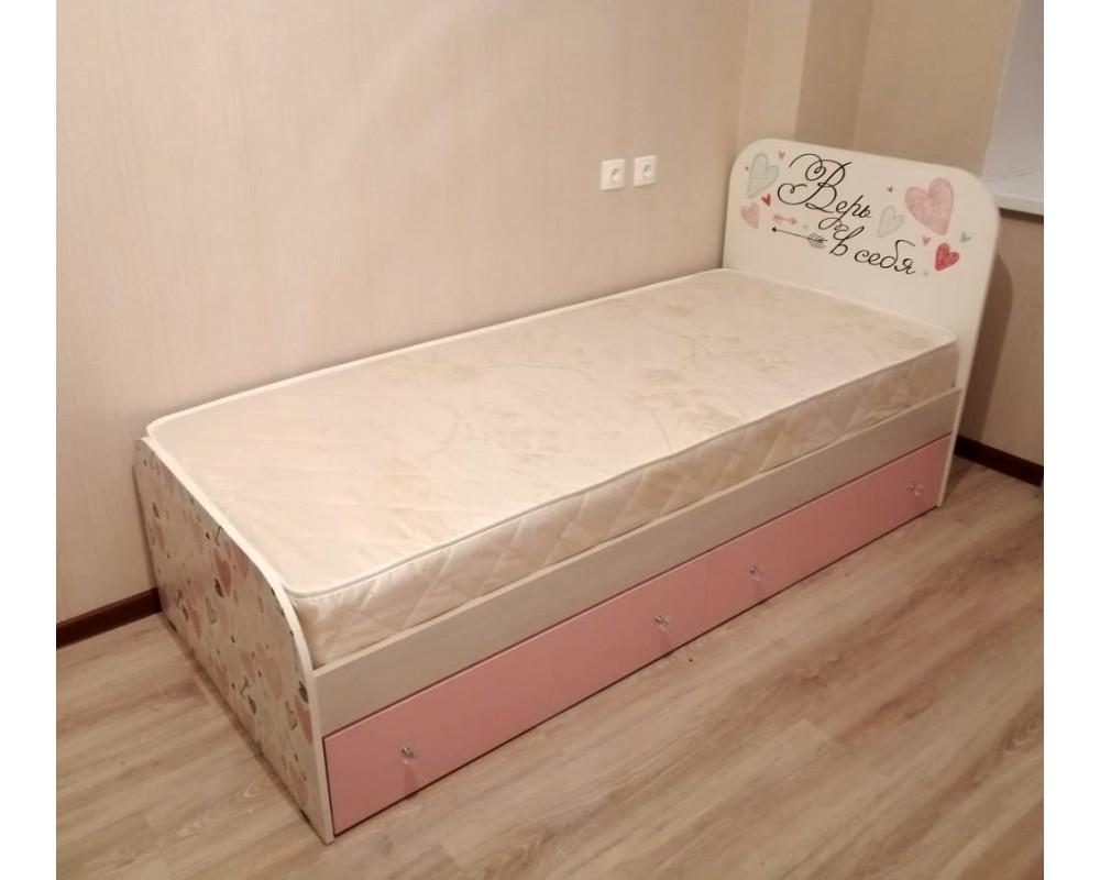 """Кровать """"Малибу КР-10"""""""