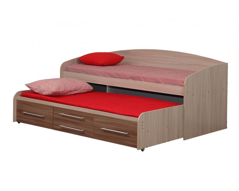 """Детская двухъярусная кровать """"Адель-5"""""""