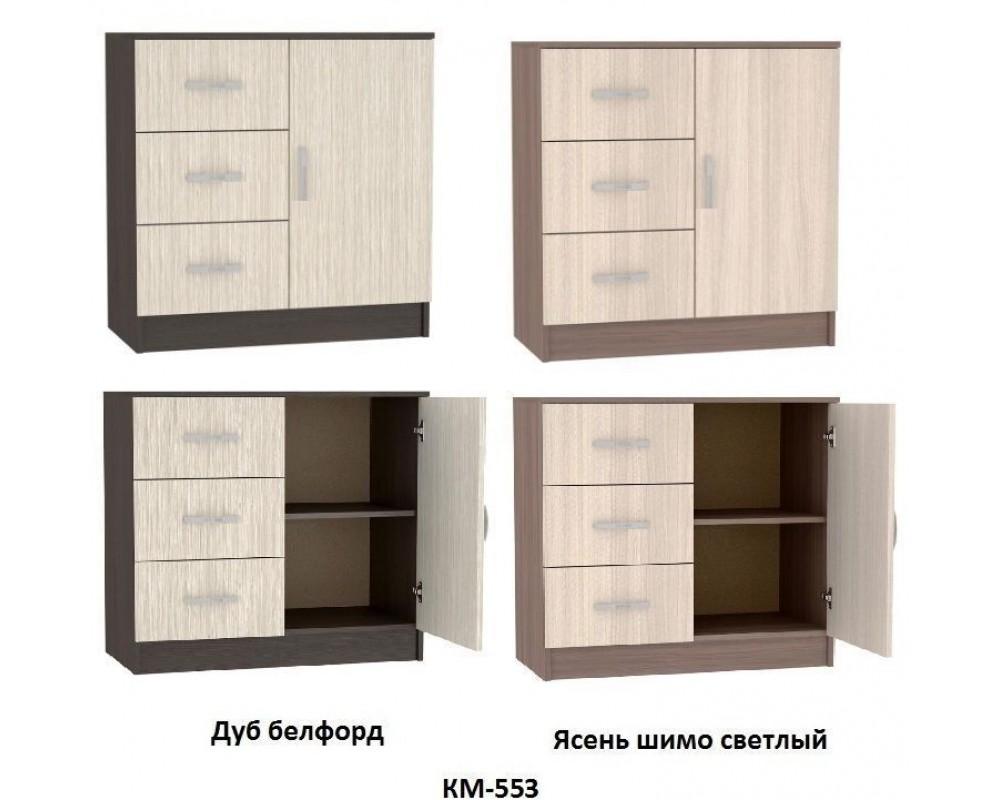 "Комод ""Бася КМ-553 М"""