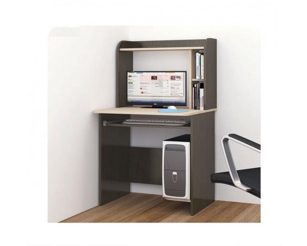 """Компьютерный стол """"Гретта-1"""" Ясень"""