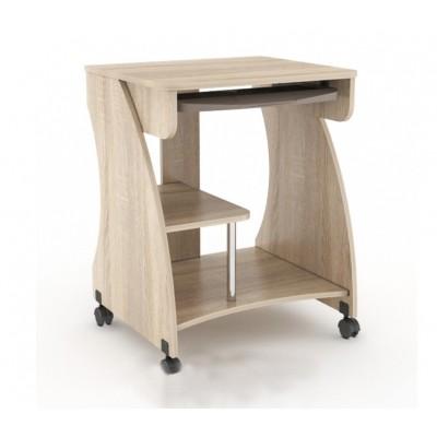 "Компьютерный стол ""КС 600"" Дуб сонома"