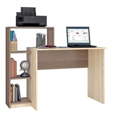 """Компьютерный стол """"Квартет-2"""" Ясень"""
