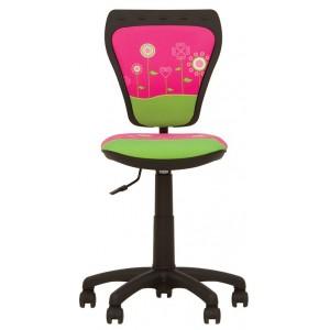 Детское компьютерное кресло MINISTYLE FANTASY (flowers)