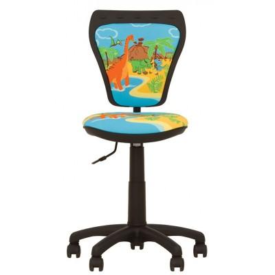 Детское компьютерное кресло MINISTYLE FANTASY (dino)