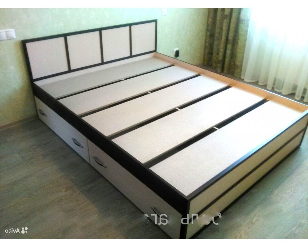 """Кровать """"Сакура"""" 1,4 м"""