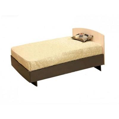 """Кровать """"К-1,2"""" венге с матрасом"""