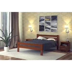 """Кровать """"Катрин"""", Орех 1.6 м"""