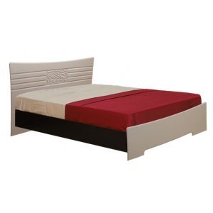 """Кровать №1 """"Роберта"""" 1.6м (с основанием)"""