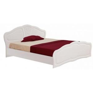 """Кровать №2 """"Тиффани"""" 1.4м (с основанием)"""