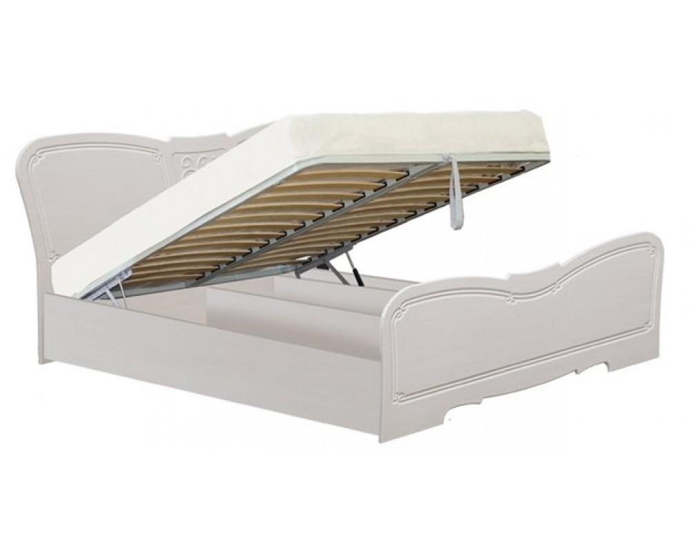 """Кровать №1 """"Тиффани"""" 1.6м (подъемная с основанием)"""