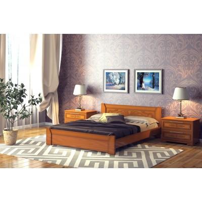 """Кровать """"Сабрина-1"""", 0.9 м Орех"""