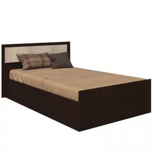 """Кровать """"Фиеста"""" 1,2 м Венге/Лоредо"""
