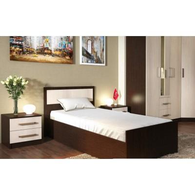 """Кровать """"Фиеста"""" 0,9 м без матраса"""