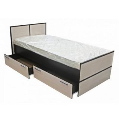 """Кровать """"Сакура"""" 0,9 м без матраса"""