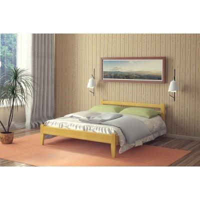 """Кровать """"Южанка"""", Сосна 1,4 м"""