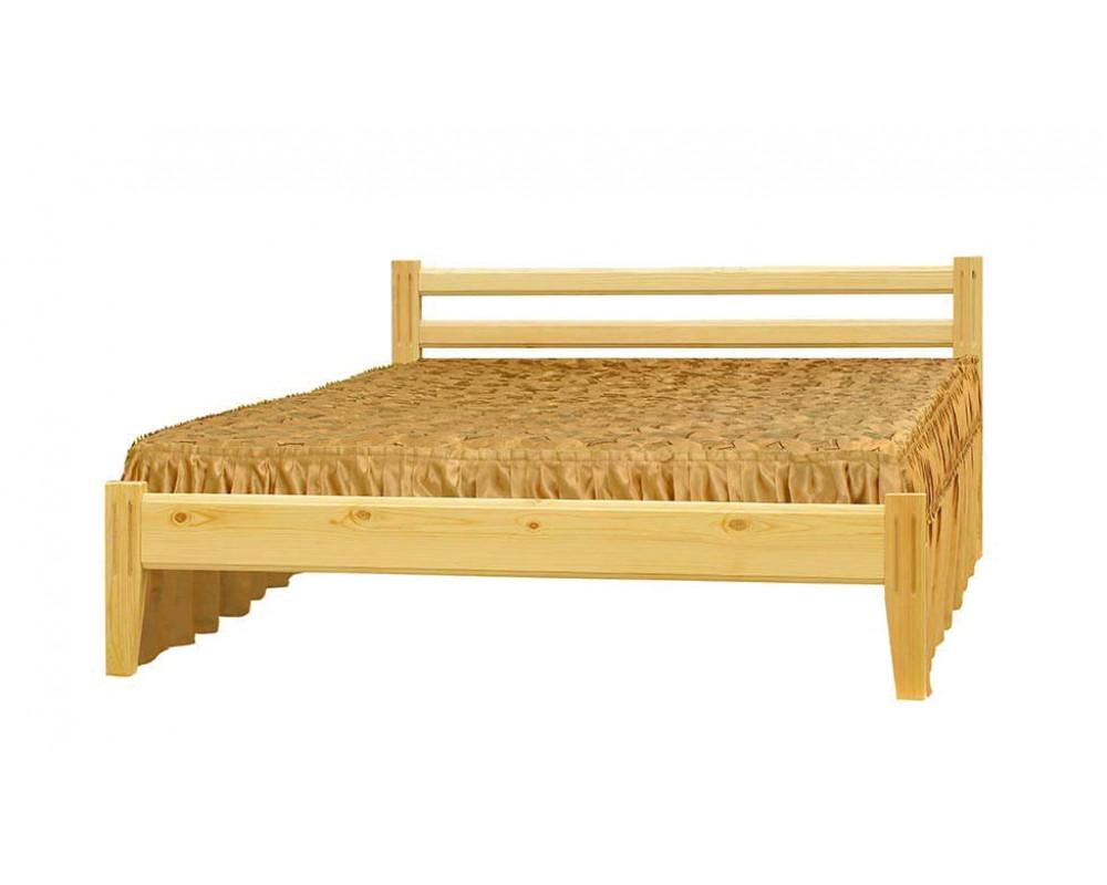 """Кровать """"Южанка"""", Сосна 1,2 м"""