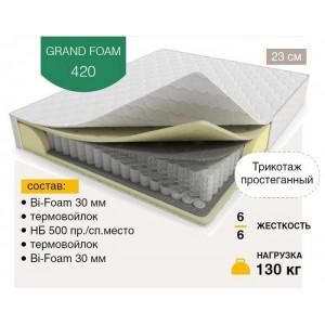 "Матрас ""Grand Foam 420"" Flavento"