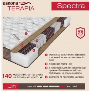 """Матрас """"Аскона Spectra"""" Terapia"""