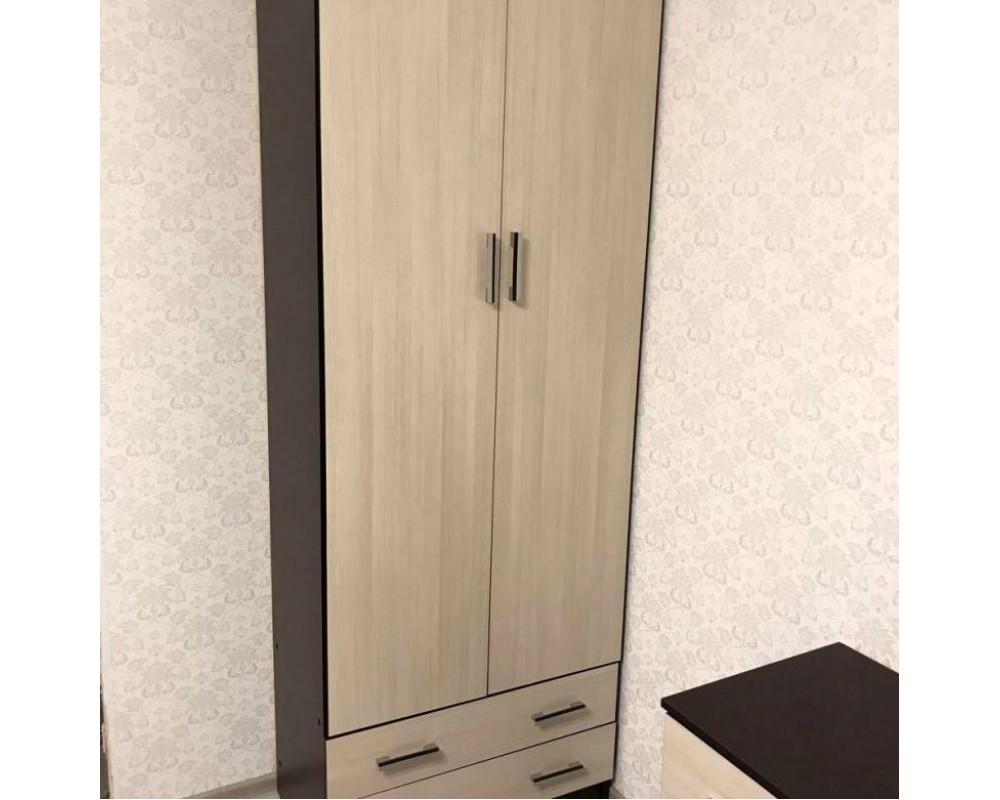 """Шкаф """"Дуэт"""" Платяной Венге-лоредо"""