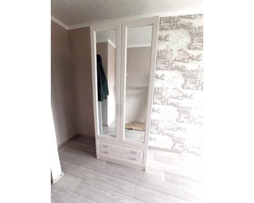 "Шкаф 2-х створчатый с ящиками ""Флоренция"""
