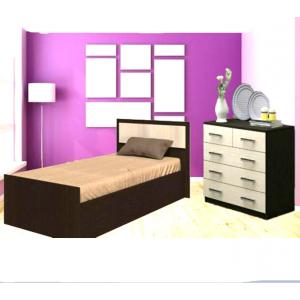 """Спальня """"2 предмета"""""""