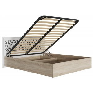"""Кровать """"Мадлен"""" 1,6 м с подъемным механизмом"""